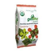 GimMe Roasted Seaweed Snack Sesame