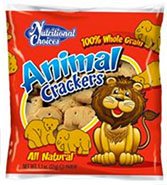Nutritional Choice Animal Crackers