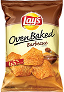 Lays Oven Baked Barbecue Chips