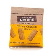 Back to Nature Honey Graham Sticks