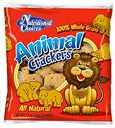 Nutritional Choice Animal Crackers